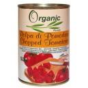 Ekologiczne krojone pomidory 400g