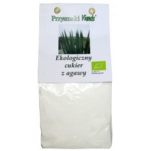 Cukier z agawy ekologiczny 250g
