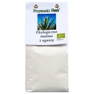 Ekologiczna inulina z agawy 250g