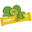 Surowy EKO baton pistacja i limonka