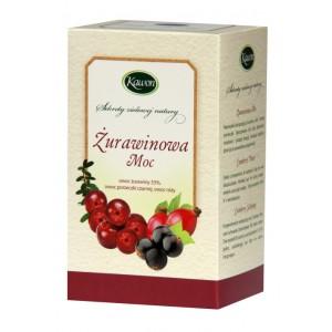 Herbatka żurawinowa moc 20x3,0g
