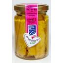 Płaty białego tuńczyka w ekologicznej oliwie z oliwek 145g