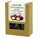 Orzechy makadamia de luxe w czekoladzie 100g